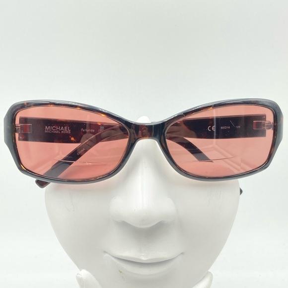 Michael Kors Tortoise Oval Sunglasses Frames